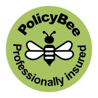 I am professionally insured through PolicyBee